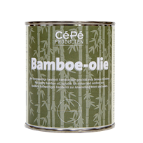 Bamboe-Olie Naturel
